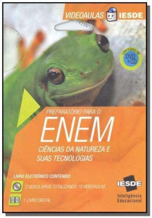 Preparatorio Para o Enem - Ciencias da Natureza thumbnail