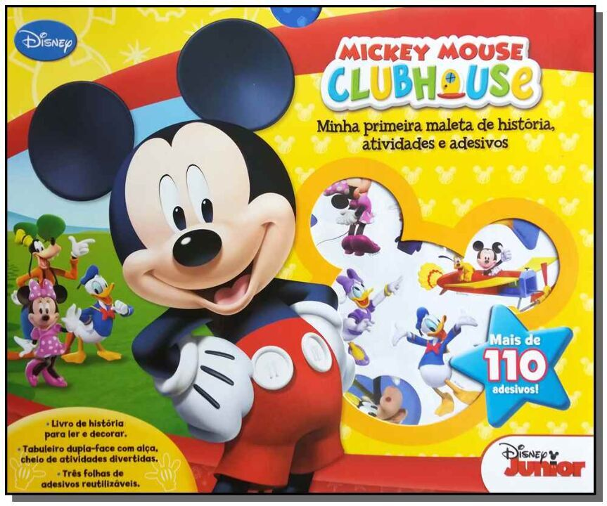Disney - Maletinhas - Mickey Mouse thumbnail