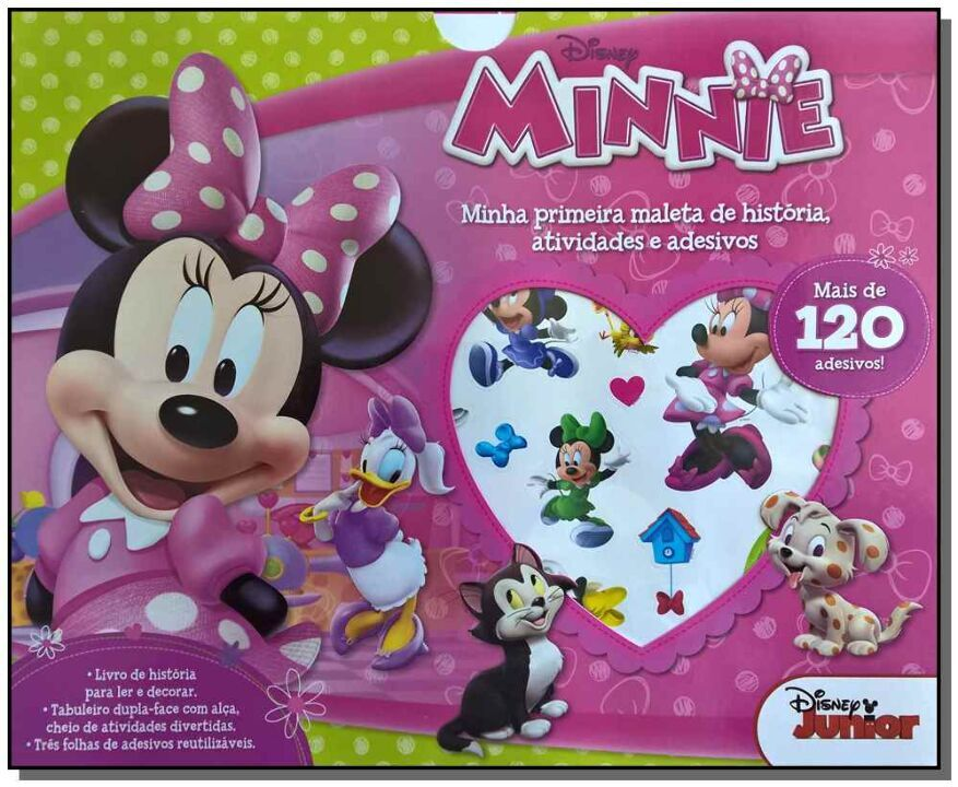 Disney - Maletinhas - Minnie thumbnail