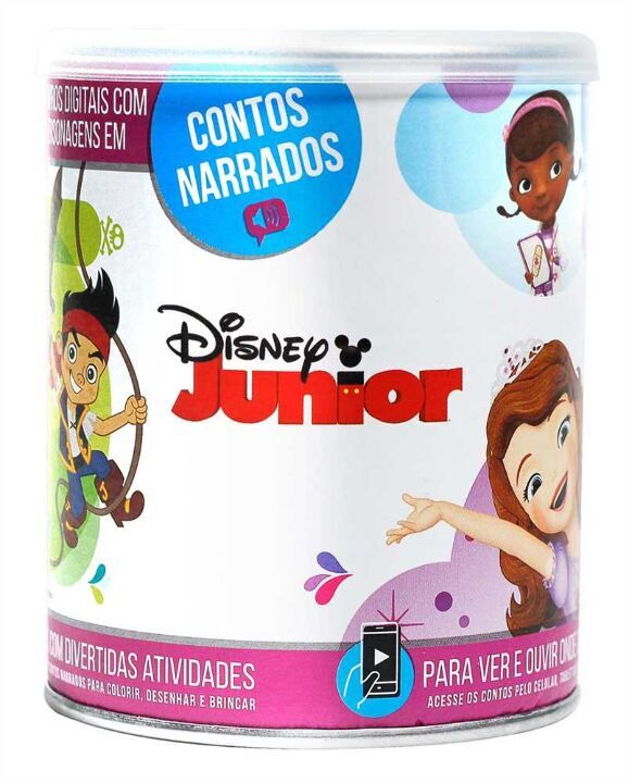 Contos Narrados - Disney Junior thumbnail