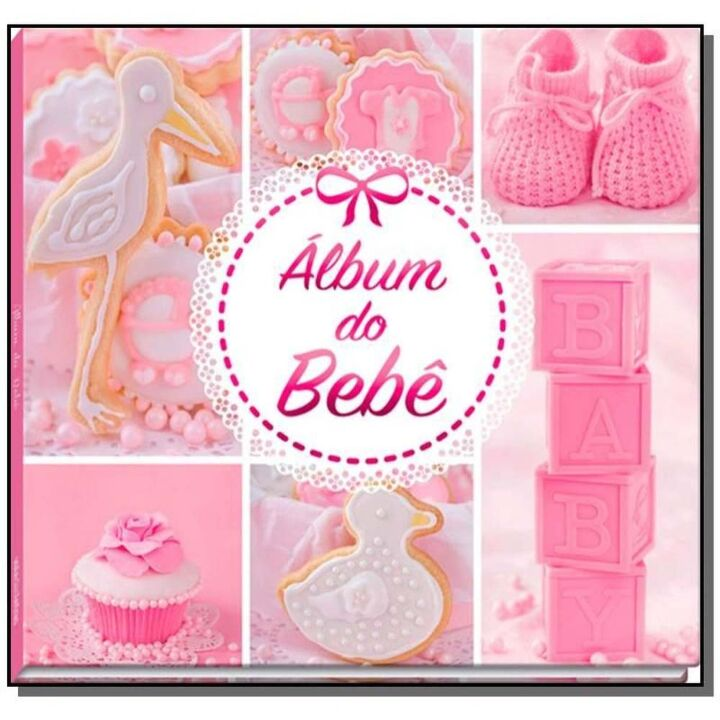 Album do Bebe - Rosa thumbnail