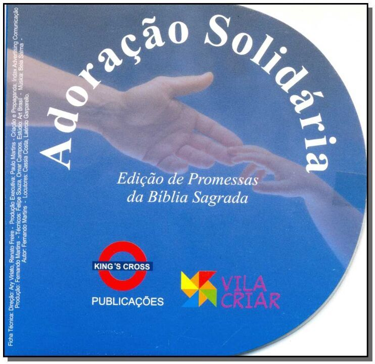 Biblia Brochura - Solidario - Cd thumbnail