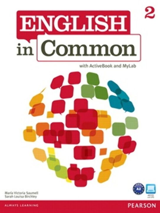 English In Common 2 With Activebook And Myenglishl thumbnail
