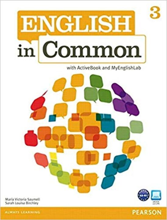 English In Common 3 With Activebook And Myenglishl thumbnail