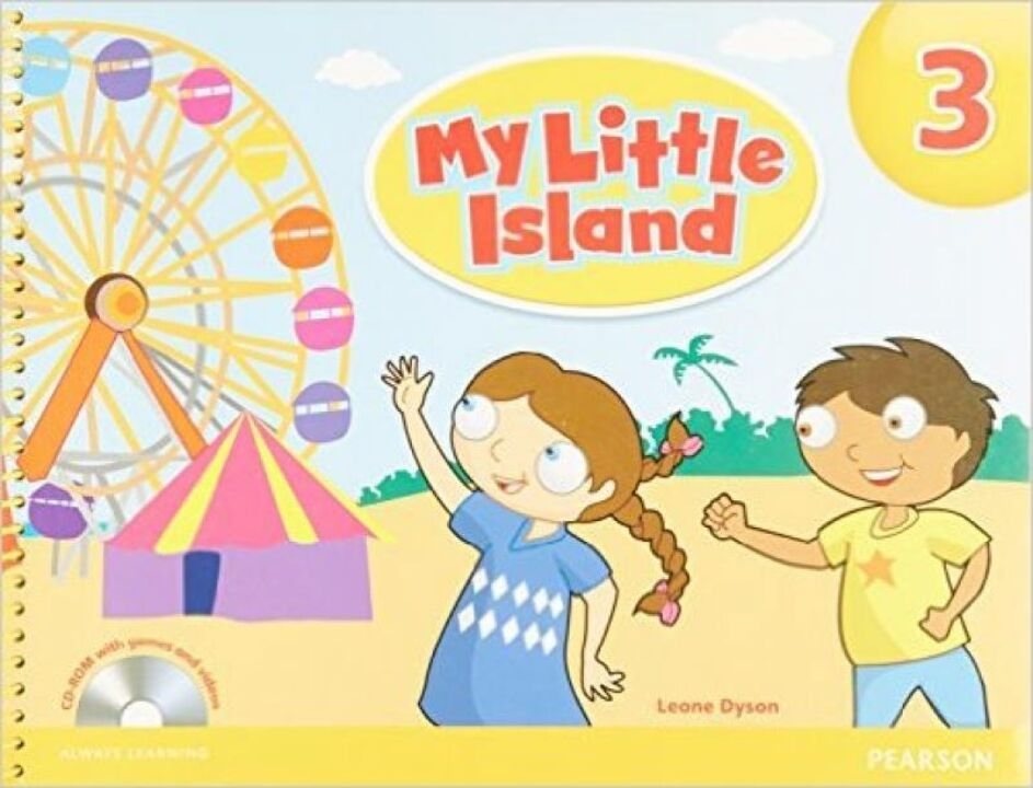 My Little Island 03 - Students Book With Cd-Rom thumbnail