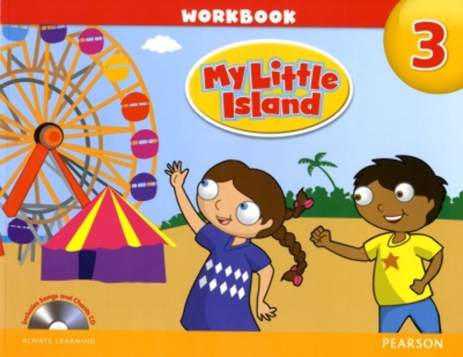 My Little Island 3 Workbook With Songs & Chants Au thumbnail