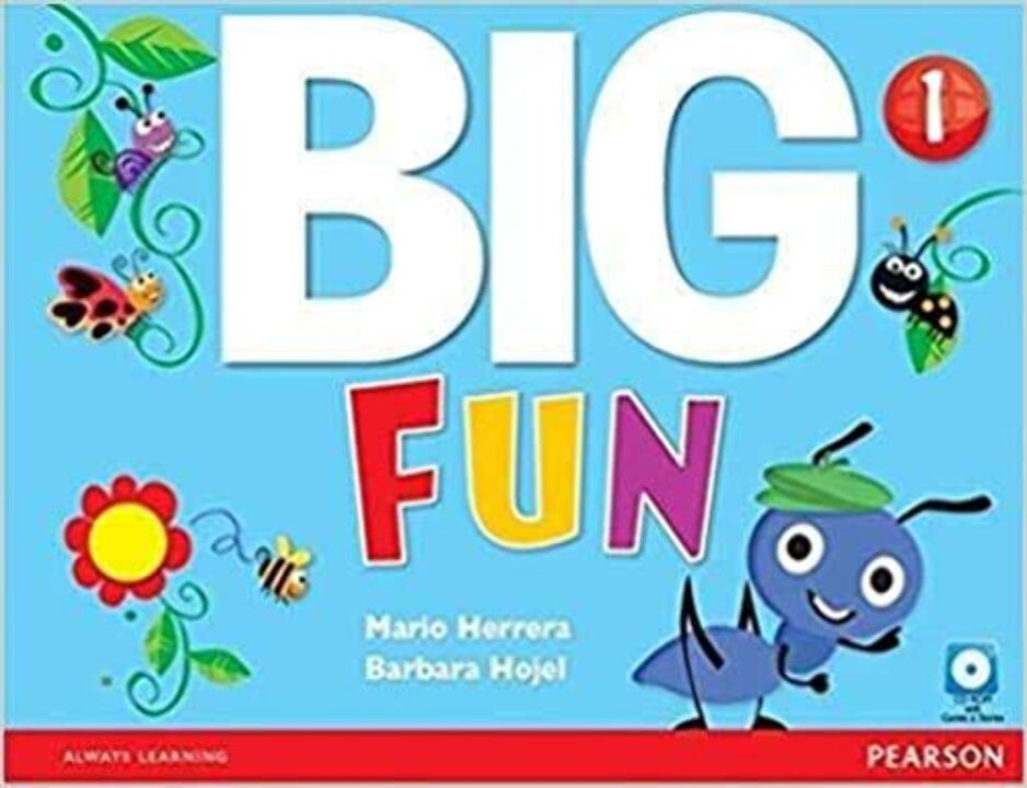 Big Fun 1 Student Book With Cd-Rom thumbnail