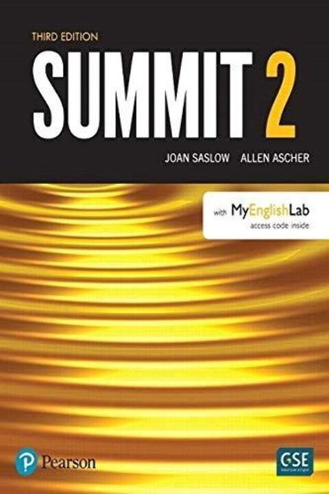 Summit 3Ed Student Book With Mel Level 2 thumbnail