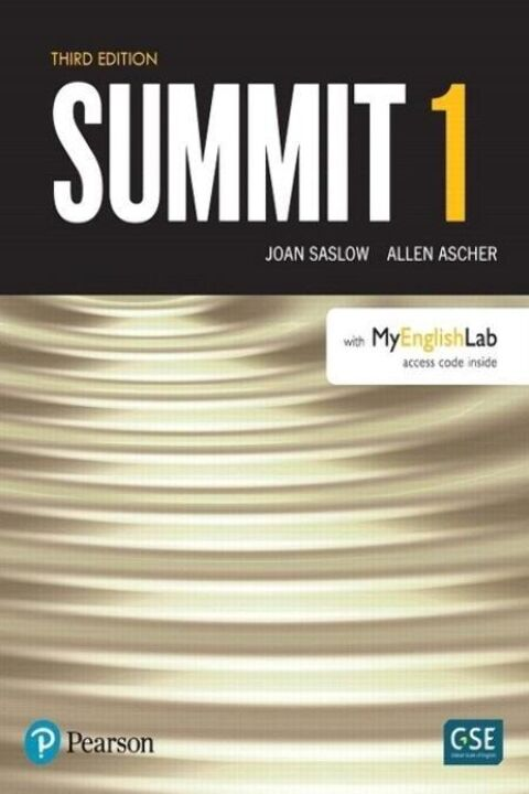 Summit 3Ed Student Book With Mel Level 1 thumbnail
