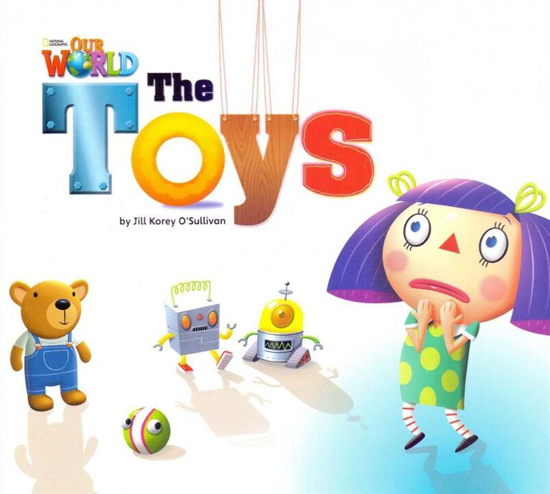 Our World 1 - The Toys thumbnail