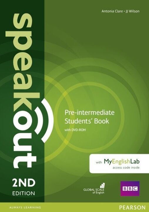 Speakout - Pre-Intermediate Students´ Book With Dvd-Rom thumbnail