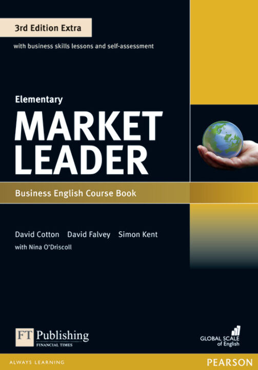 Market Leader - Elementary Business English Course Book - With Myenglishlab Acess Code Inside thumbnail