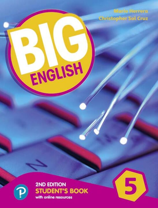 Big English 5 Student Book With Online Resources thumbnail