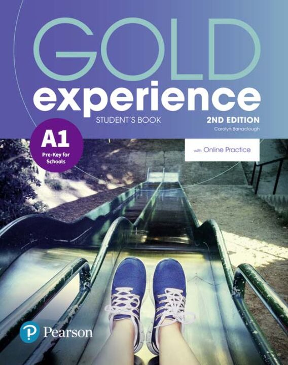 Gold Experience A1 - Student´s Book With Online Practice thumbnail