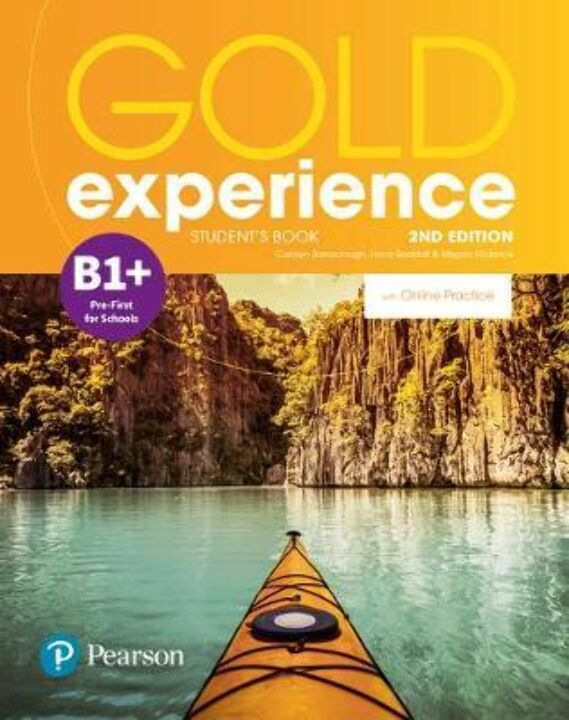 Gold Experience B1 Pre-First For Schools Students thumbnail