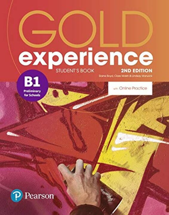 Gold Experience B1 Preliminary For Schools Student thumbnail