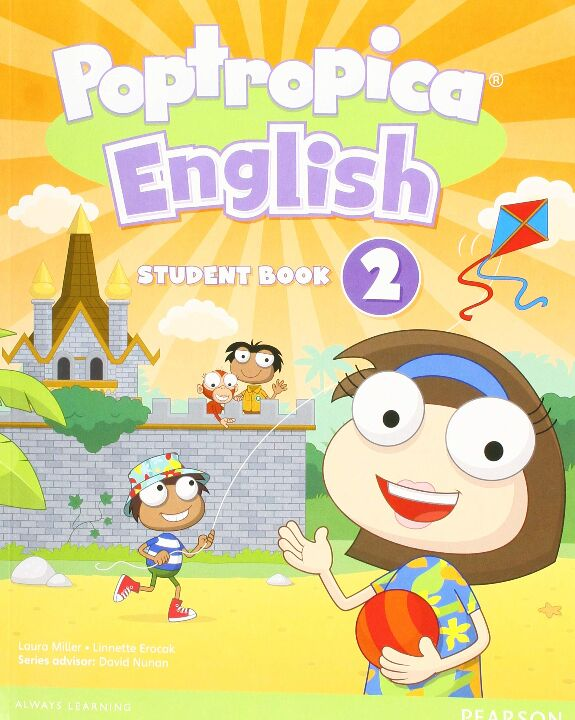 Poptropica English American Edition 2 Student Book thumbnail