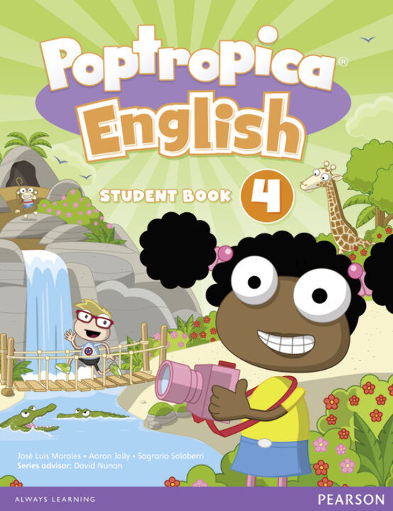 Poptropica English American Edition 4 Student Book thumbnail