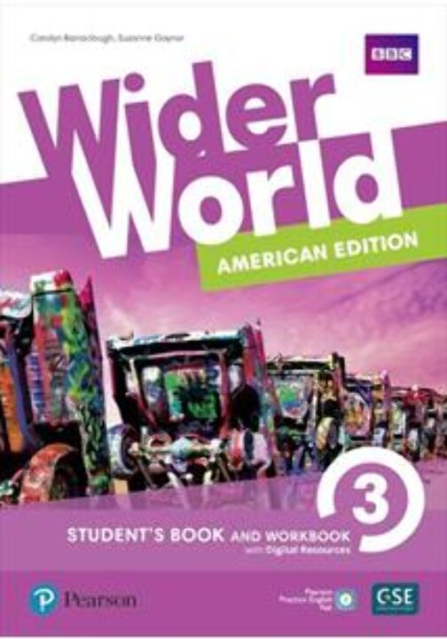 Wider World 3: American Edition - Students Book An thumbnail
