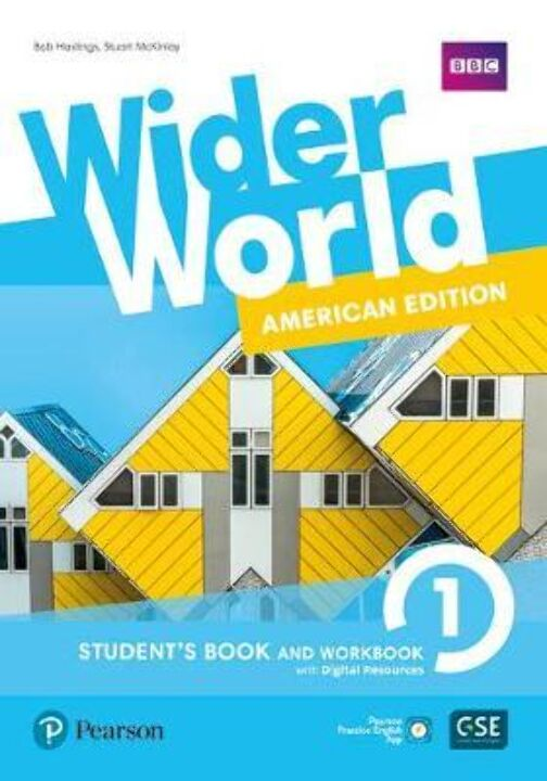 Wider World 1: American Edition - Students Book An thumbnail