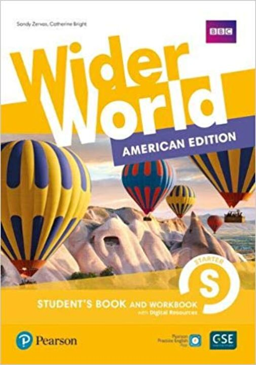 Wider World Starter: American Edition - Students B thumbnail