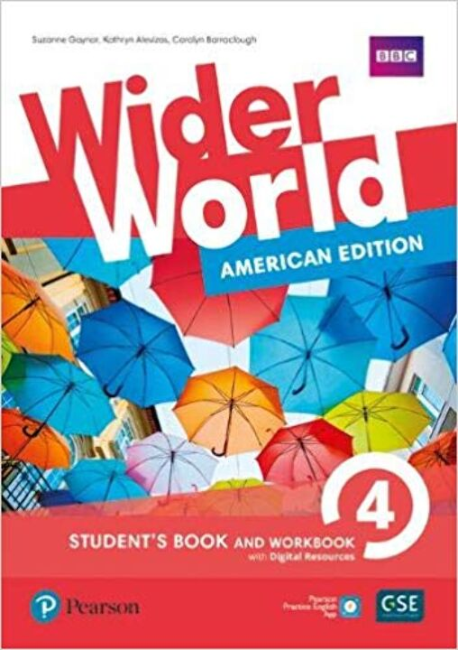 Wider World 4: American Edition - Students Book An thumbnail