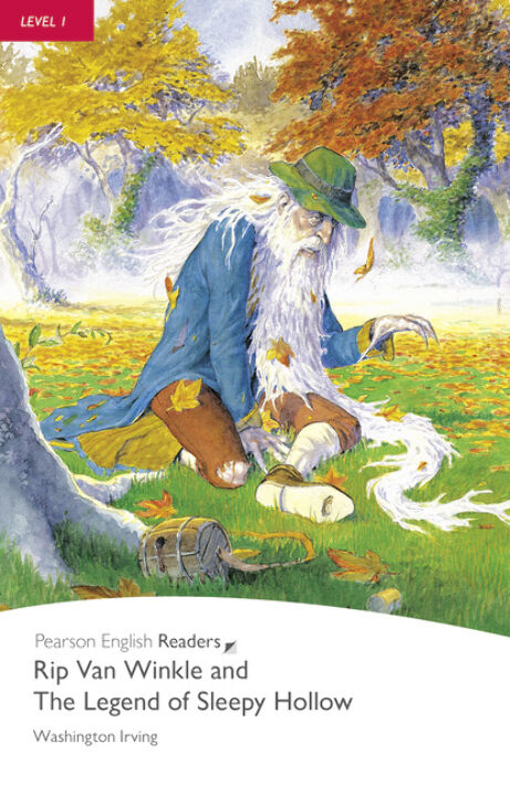 Pearson English Readers 1: Rip Van Winkle & The Le thumbnail
