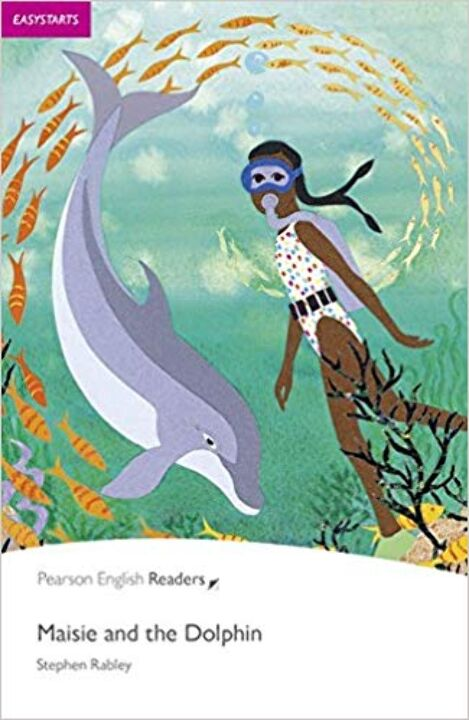 Easystart: Maisie And The Dolphin Book And Cd Pack thumbnail