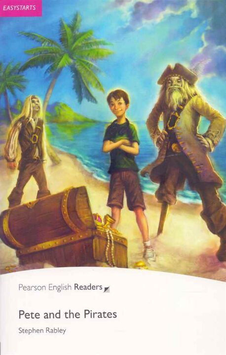 Pete And The Pirates - Pack Audio Cd thumbnail