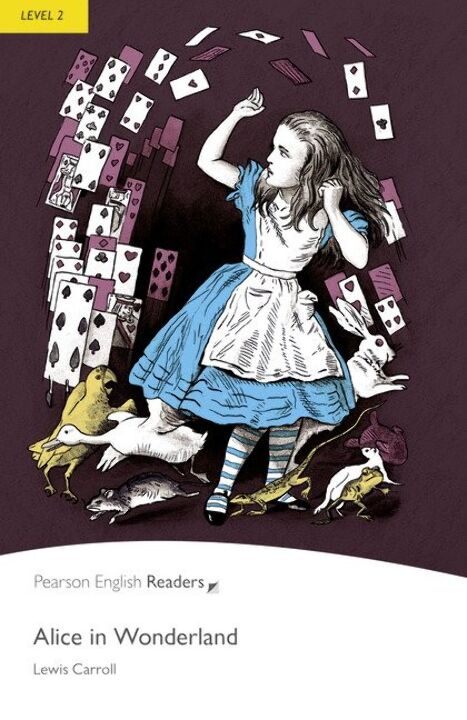 Level 2: Alice In Wonderland Book And Mp3 Pack thumbnail