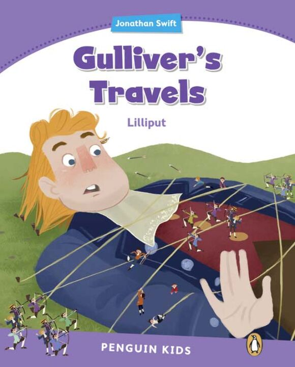 Level 5: Gullivers Travels thumbnail