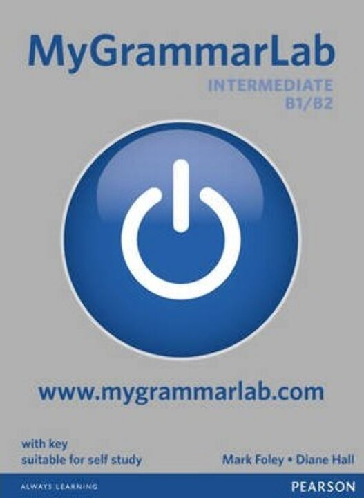 Mygrammarlab Intermediate B1/b2 - With Key thumbnail