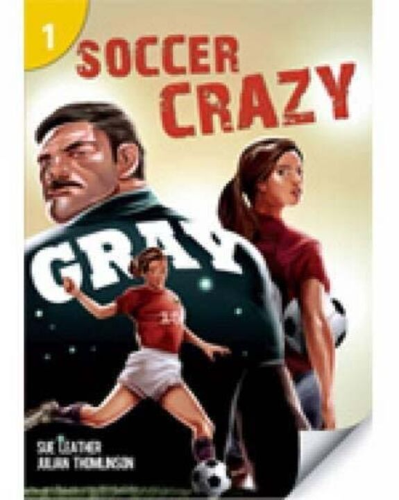 PAGE TURNERS 1 SOCCER CRAZY thumbnail