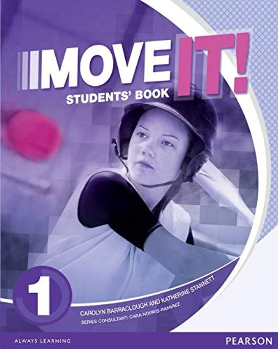 Move It - Students Book - Level 1 thumbnail