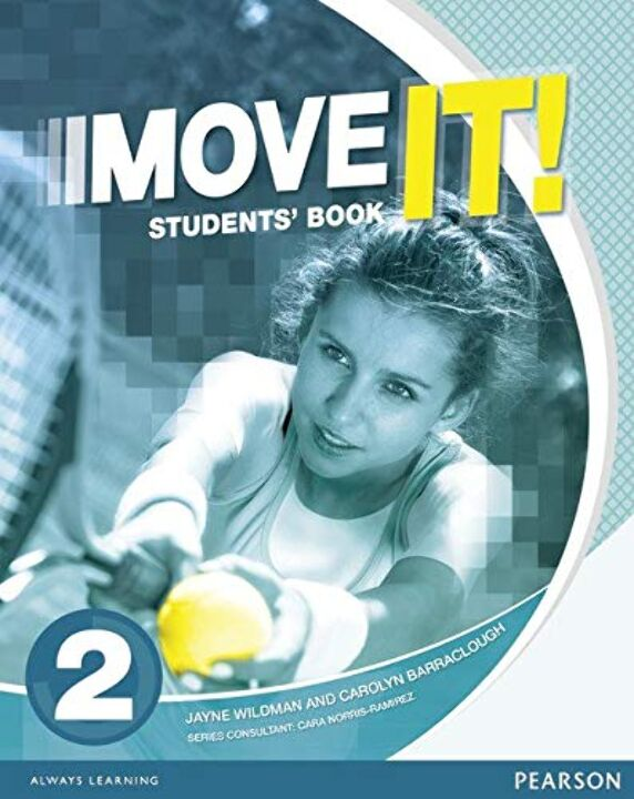 Move It - Students Book - Level 2 thumbnail