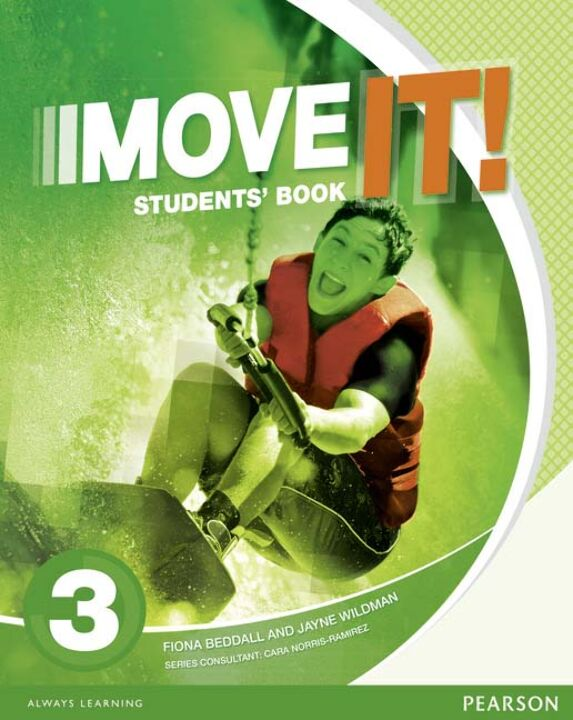 Move It - Students Book - Level 3 thumbnail