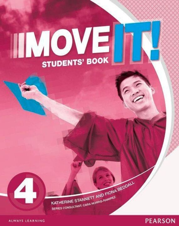 Move It - Students Book - Level 4 thumbnail