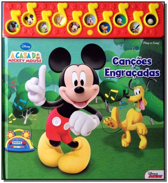 Cancoes Engracadas - a Casa do Mickey Mouse thumbnail