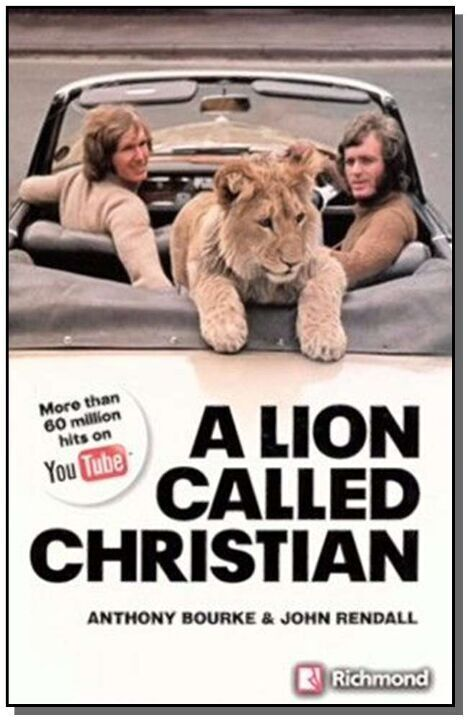 A Lion Called Christian thumbnail