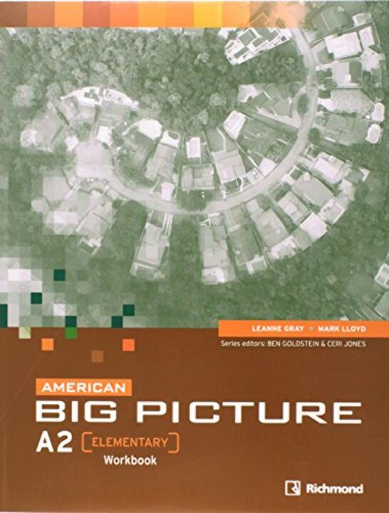 American Big Picture A2 Wb thumbnail