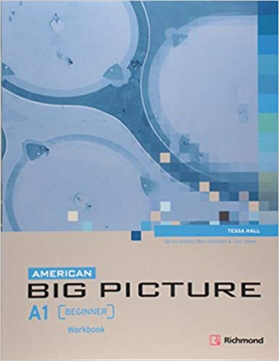 American Big Picture A1  Workbook thumbnail