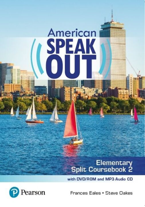 American Speakout - Elementary Split Coursebook 2 With Dvd/rom And Mp3 Audio Cd thumbnail