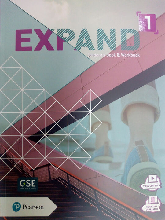 Expand 1 Students Book & Workbook thumbnail