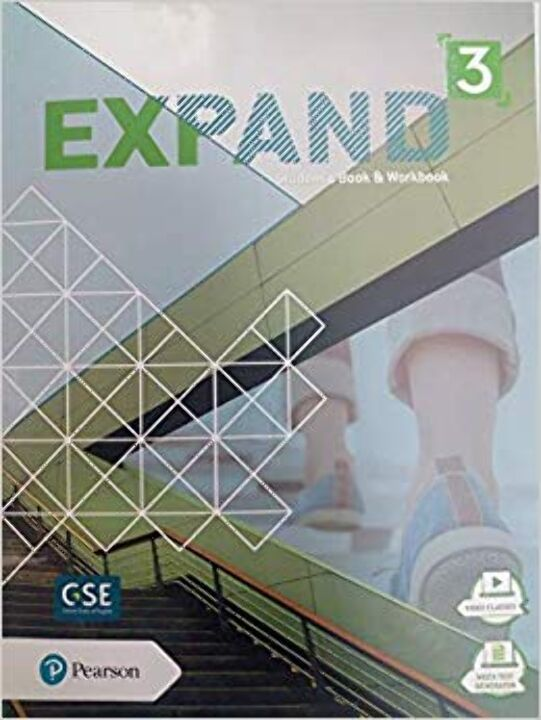 Expand 3 Students Book & Workbook thumbnail