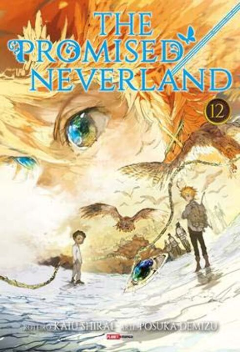 The Promised Neverland - Vol. 12 thumbnail