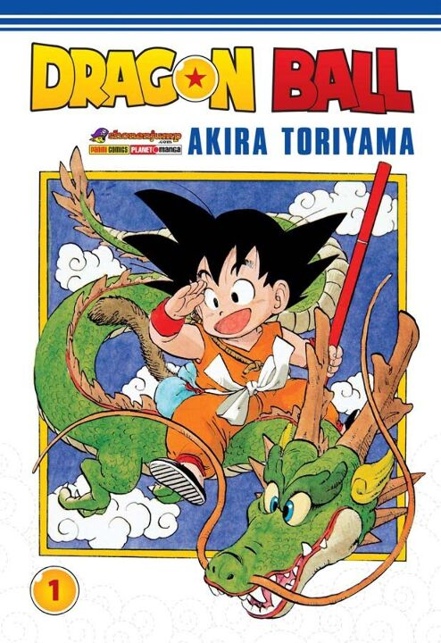 Dragon Ball - Vol. 01 thumbnail