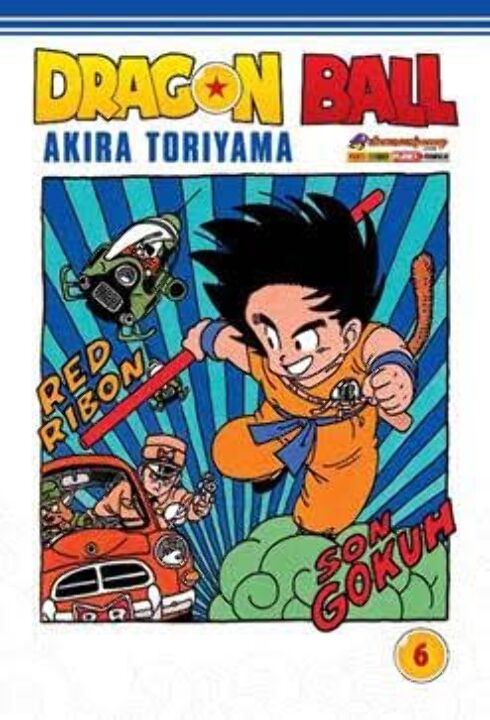 Dragon Ball - Vol. 06 thumbnail