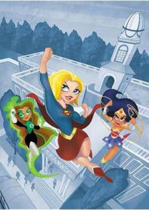Super Hero Girls: Colegio Metropolis thumbnail