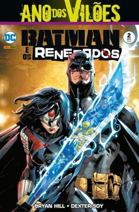 Batman & os Renegados -  Vol. 02 thumbnail