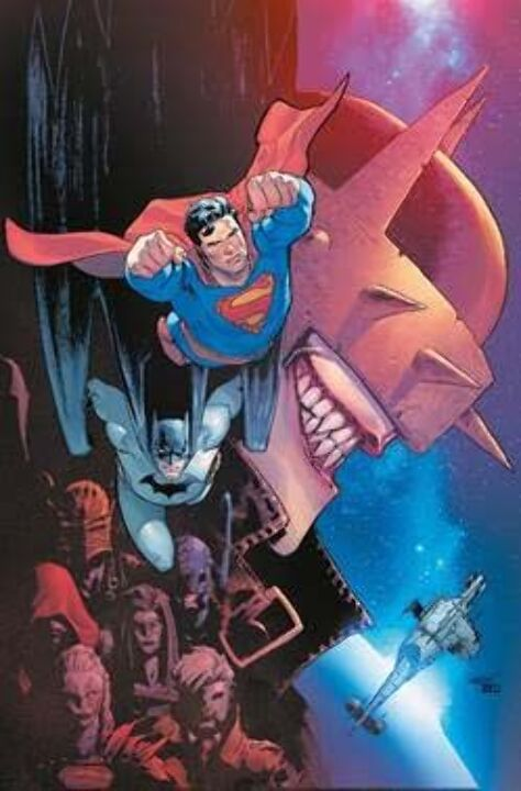 Batman / Superman - Vol. 06 thumbnail